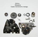 EXA Ia części mechanizmu naciągu