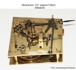 Mechanizm G.F. zegara F.Dibon